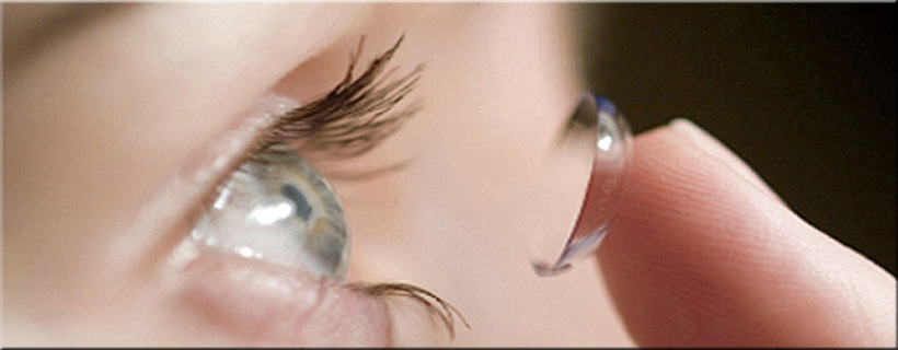 Contact Lenses Examination and Fitting