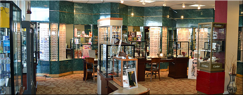 Optima Optometry Office Hours and Location