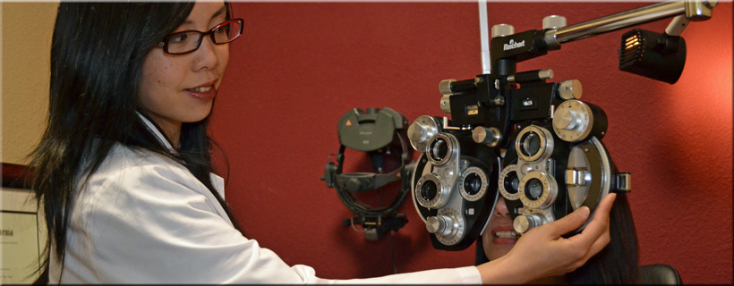 Vision Care and Eye Exams